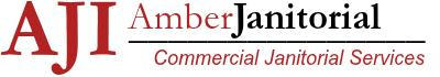 Amber Janitorial logo