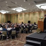 President and CEO Kirk Adams speaking at the 2012 Redefining Vision Luncheon