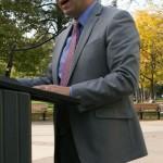 Spokane Mayor David Condon