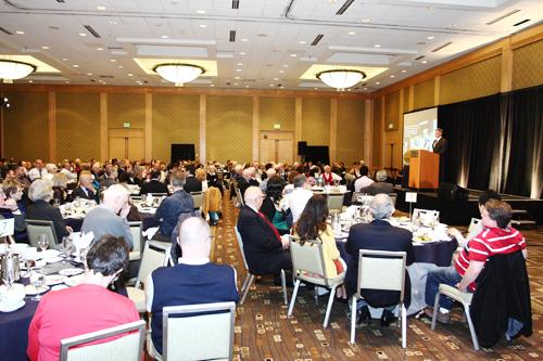 Keynote Speaker Brett Lewis