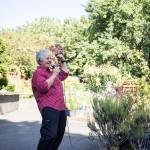 King County Master Gardener Helen Weber