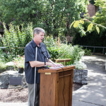 President and CEO Kirk Adams speaks at Redefining Vision In Bloom