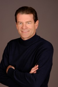 Photo of Pat Cashman in a black sweater