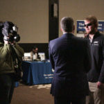 Mark Wright interviews Jake Olson for King 5 News